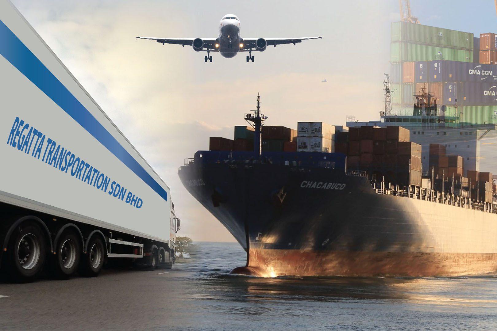 Logistic Shipping Ipoh Perak Malaysia Regatta